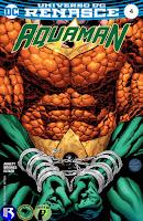 DC Renascimento: Aquaman #4