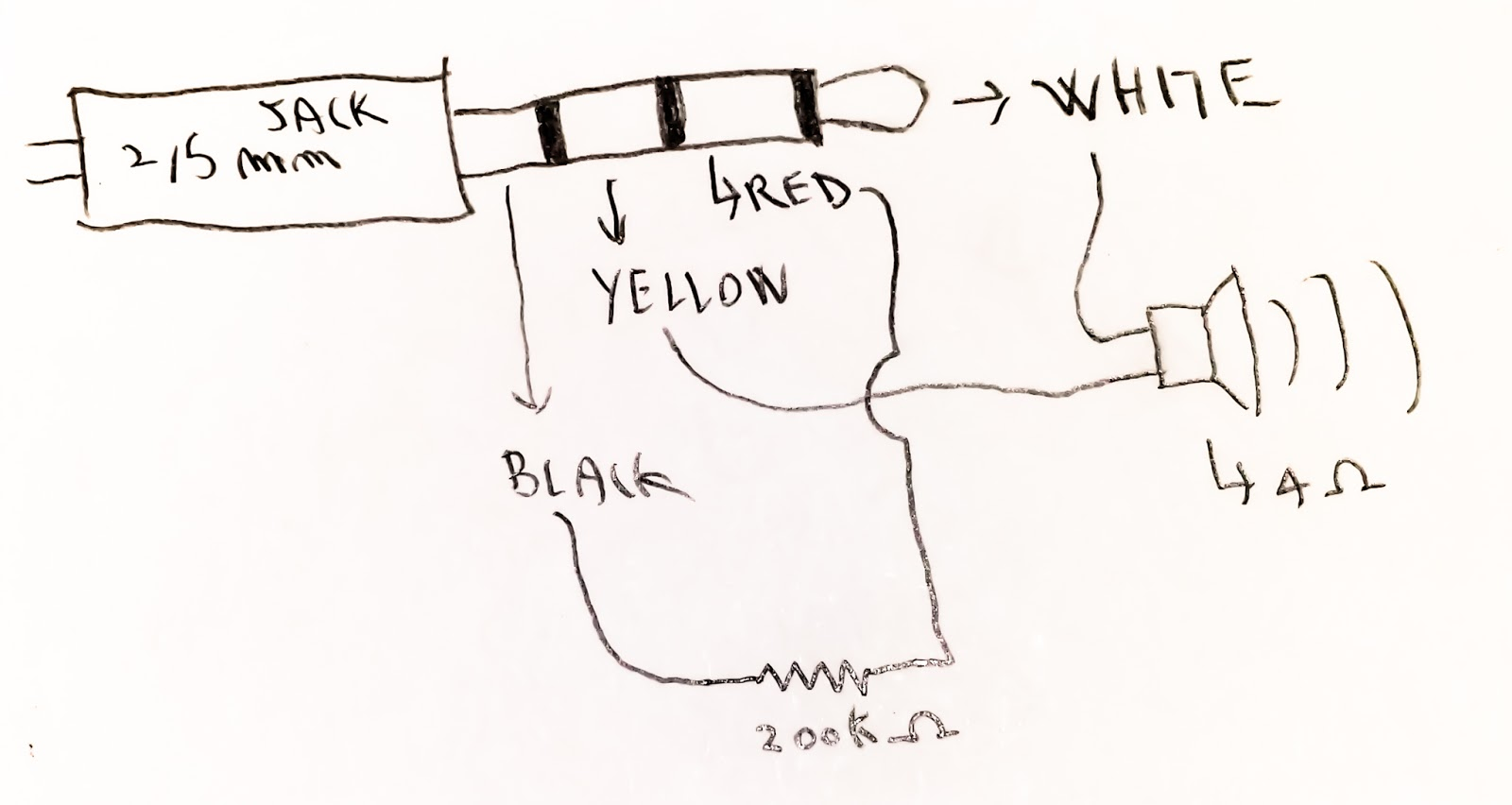 Delighted Headphone Wiring Diagram Plug Gallery - Electrical ...