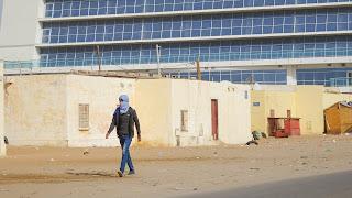 Dress code in Mauritania allows wearing ski masks during summer