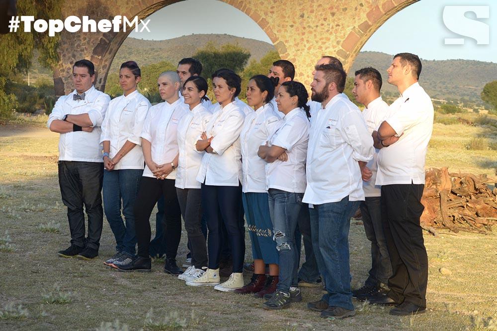 En canal sony adelanto del 2o episodio de top chef m xico for Chefs famosos mexicanos
