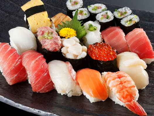 Sushi Masakan Khas Jepang ichibansushi.co.id