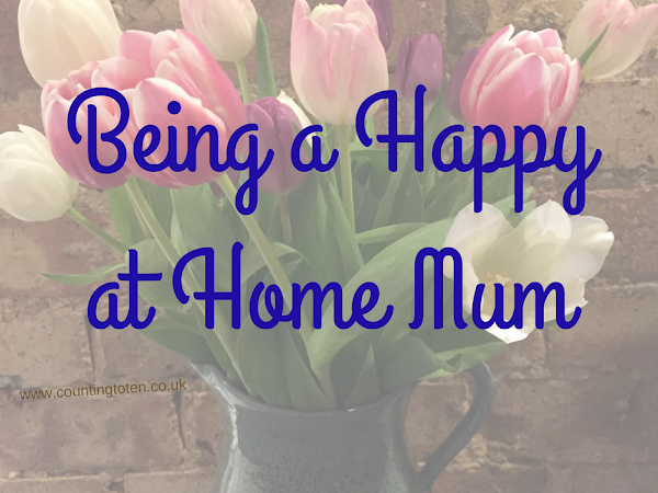 Being A Happy At Home Mum