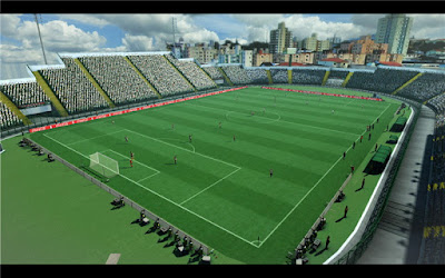 Estadio Orlando Scarpelli FC Figueirense for GDB