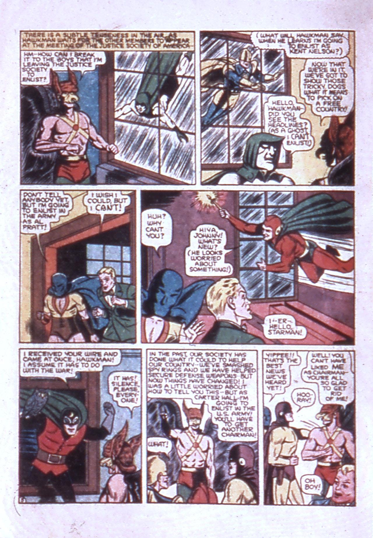Read online All-Star Comics comic -  Issue #11 - 4