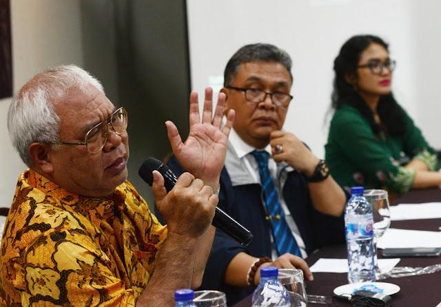 Eks Kepala BAIS: Gerakan #2019GantiPresiden Potensi Makar