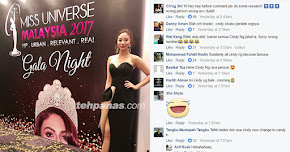 Thumbnail image for Cindy Ng 'Pembunuh' Punya Pasal, Cindy Ng Miss Universe Malaysia Kena Kecam