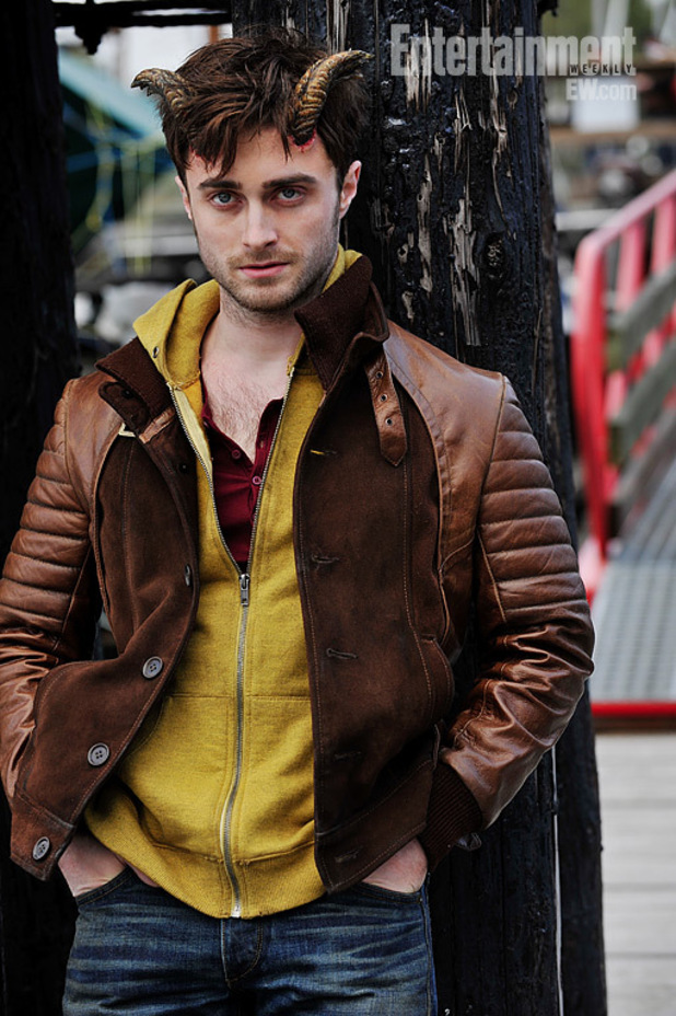 Daniel Radcliffe in Horns