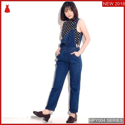 HPY004G50 Gwen Overall Anak Jeans Murah BMGShop
