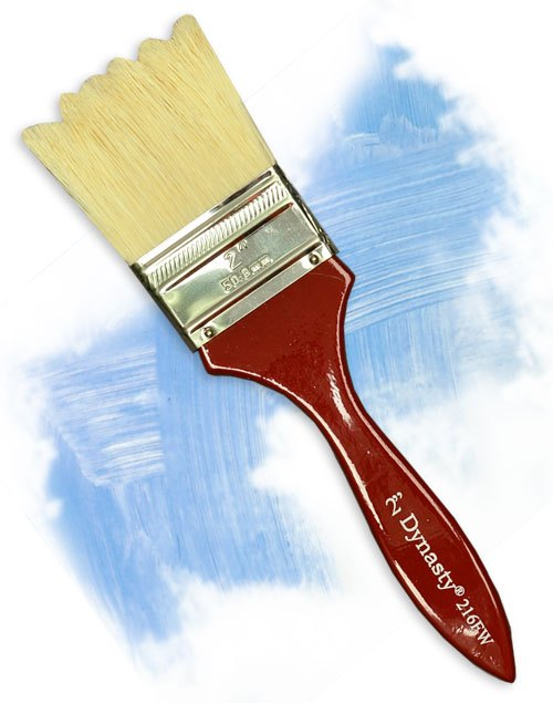Dynasty blog intro to faux finishing for Faux painting brushes