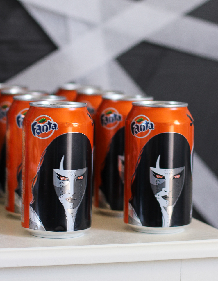 The perfect drink for your Halloween party!