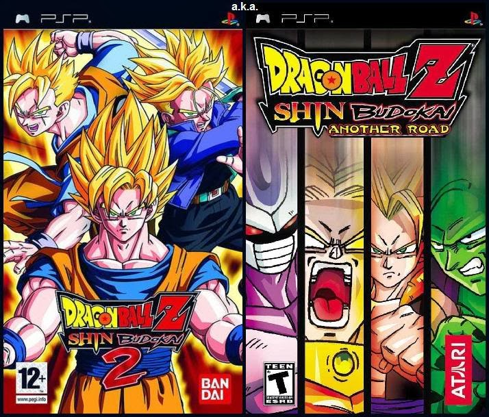 Dragon Ballz Another road Apk Game for Android Free Download(PPSSPP