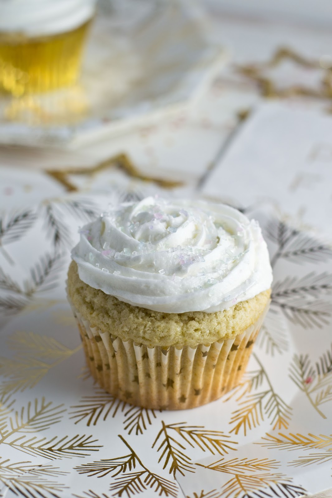 gluten free, dairy free, cupcakes