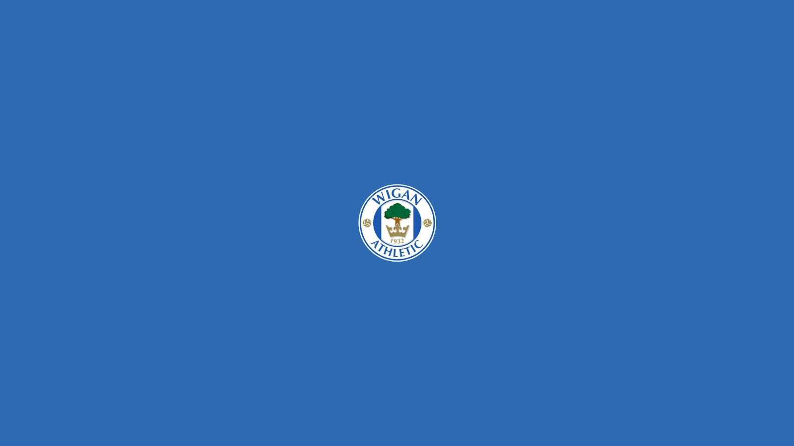 England Football Logos: Wigan Athletic FC Logo Picture Gallery