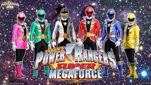 Power Rangers Super Megaforce - VietSub (2014)