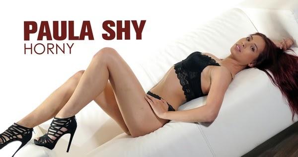 [CzechCheeks.Com] Paula Shy - Horny - Girlsdelta