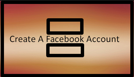 Create A Facebook Account