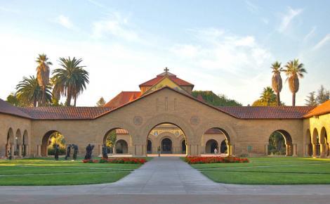 スタンフォード大学の建築様式