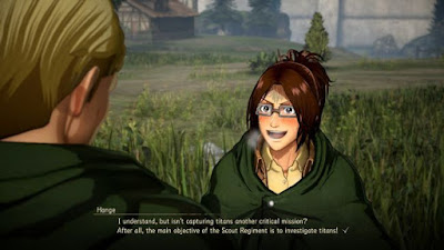 oSXTQ3e8wUbioXxmsMYBri-650-80 Attack on Titan 2 confirmed for PC, so check out some new screens Games