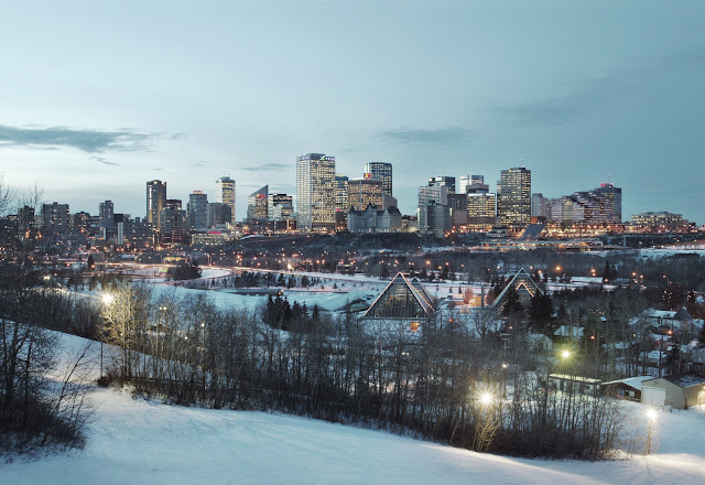 11 Reasons to Look Forward to Winter in Edmonton
