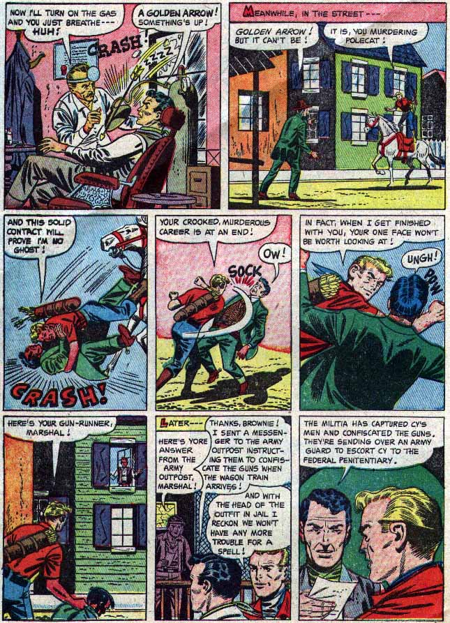 Read online WHIZ Comics comic -  Issue #154 - 34
