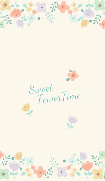 Sweet flower time