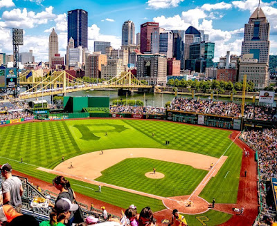 PNC Park in Pittsburgh Pennsylvania