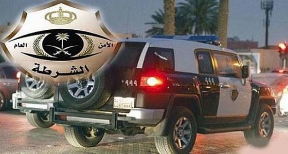 """شرطة الرياض تعلن عن التعامل مع طائرة """" درون """" حلقت فوق منطقة الخزامى"""