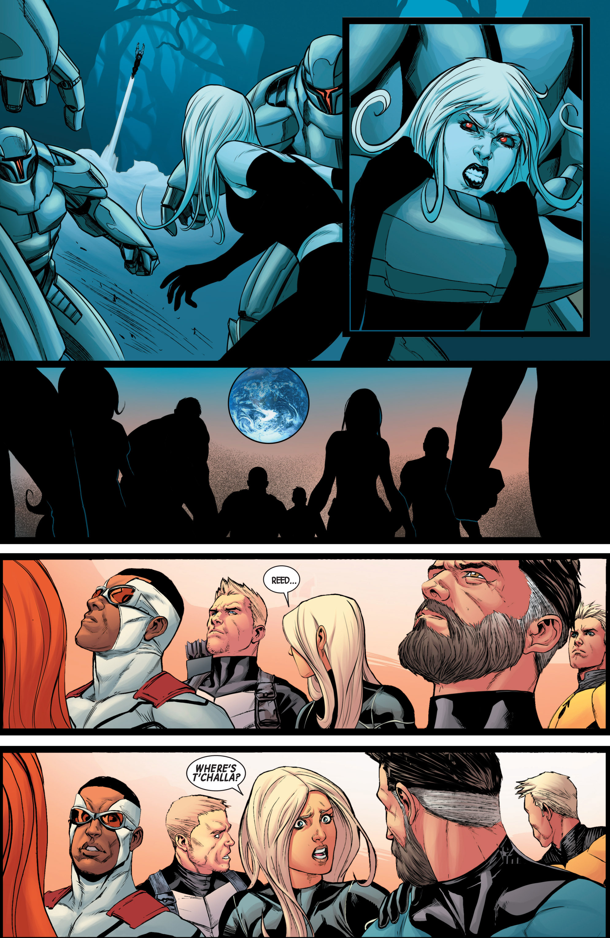 Read online Avengers (2013) comic -  Issue #40 - 23