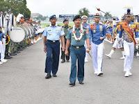 Akademi TNI dan Akpol Gelar Rakorpim Di AAU