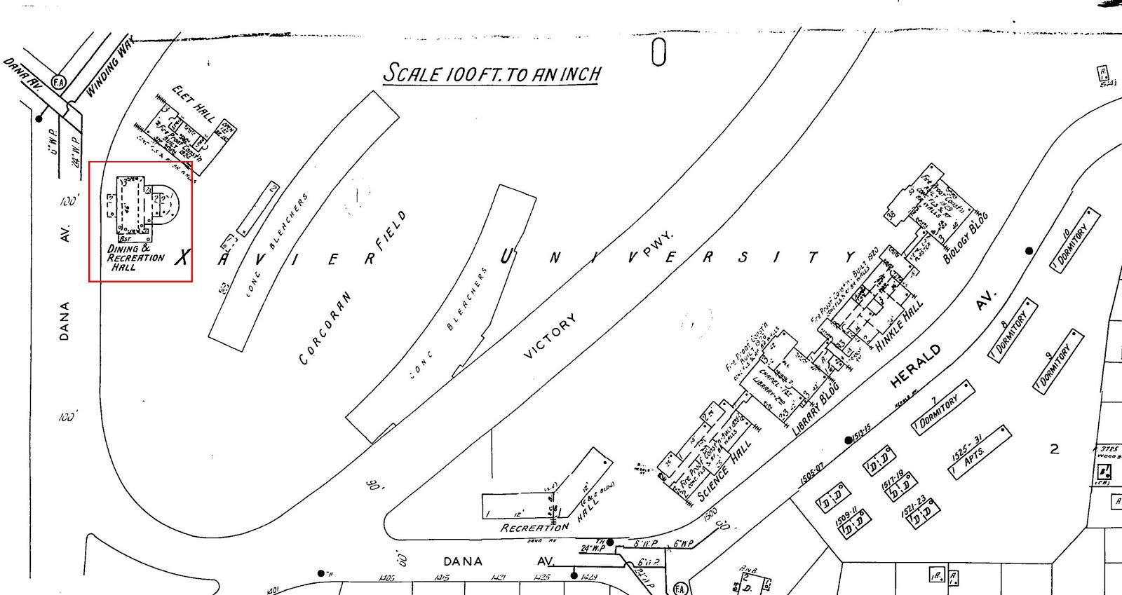 Digging Cincinnati History: Avondale Athletic Club to
