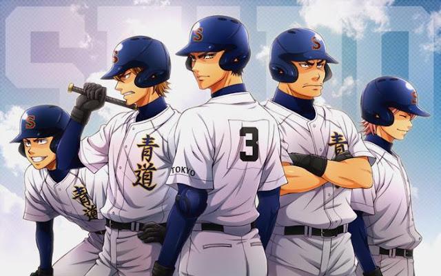 anime tentang olahraga terbaru
