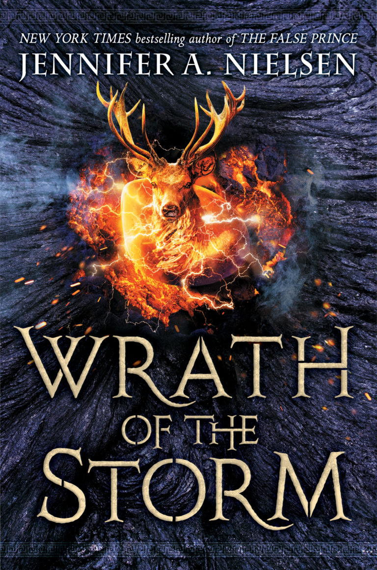 Wrath of the Storm by Jennifer A. Nielsen
