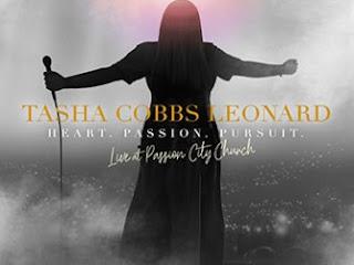 "Tasha Cobbs Leonard To Release ""Heart. Passion. Pursuit"""