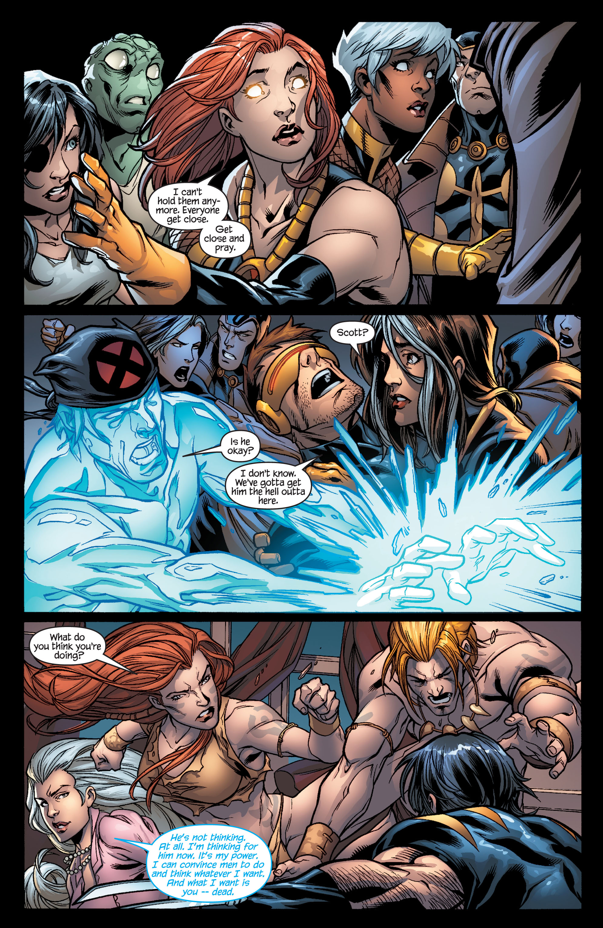 Read online Ultimate X-Men comic -  Issue #100 - 20