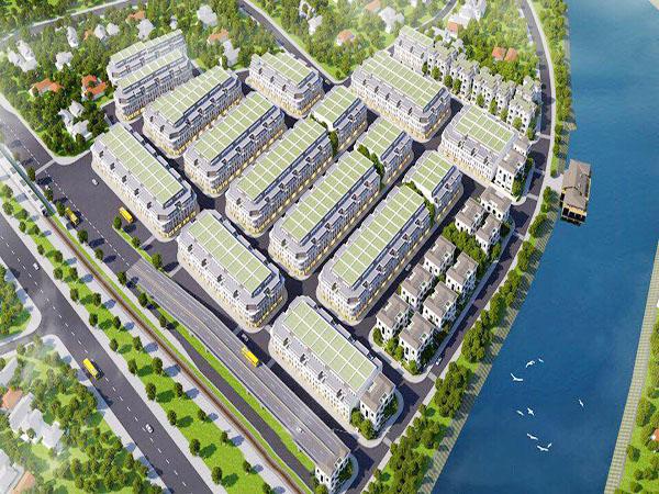 Dự án Hoàng Huy Riverside - Khu đô thị đáng sống bậc nhất Hải Phòng