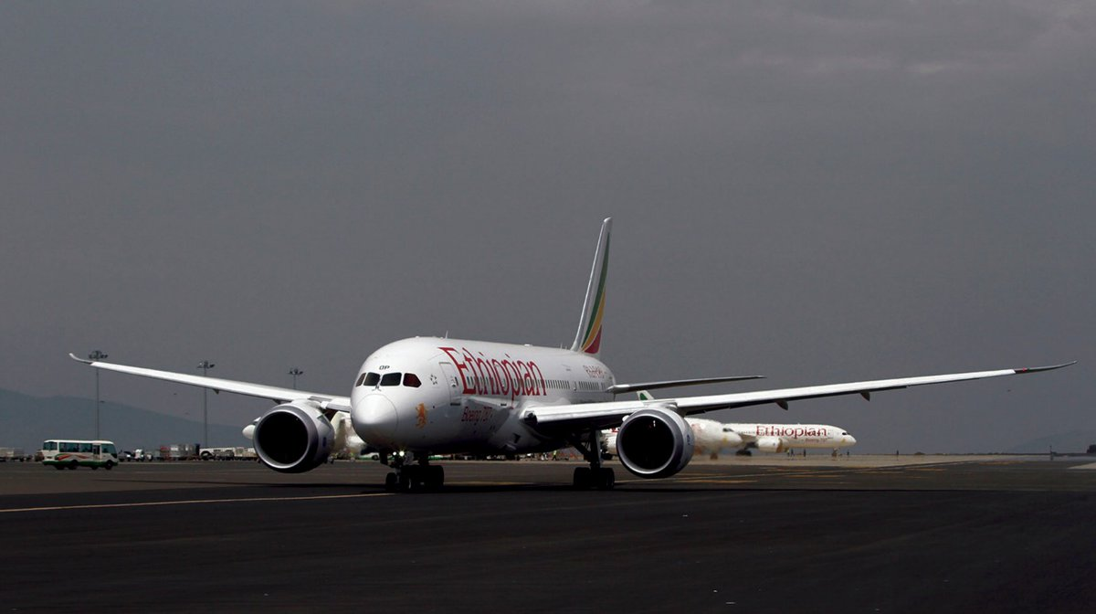 Ethiopian Airlines Crashes On Its Way To Nairobi