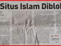 Pemblokiran Situs Islam di Masa Kini Lebih Buruk Dari Masa Orde Baru
