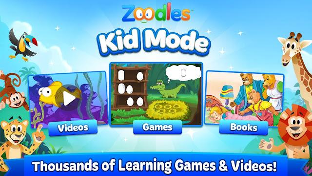 30 Games Android Seru Yang Cocok untuk Anak anak
