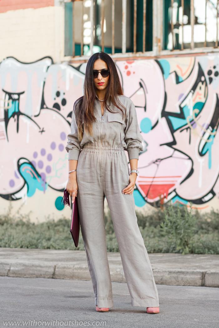 Blogger influencer de Valencia con ideas de looks estilismos para vestir diario