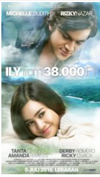 Download Film I LOVE YOU FROM 38.000 FEET 2016 BluRay Ganool Movie