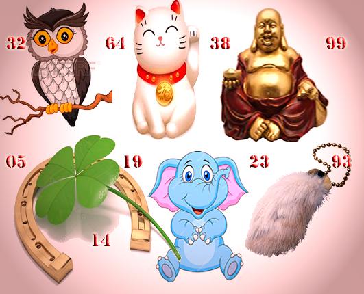 7 amuletos para atraer la buena suerte gana en la loter a - Cosas para atraer la buena suerte ...