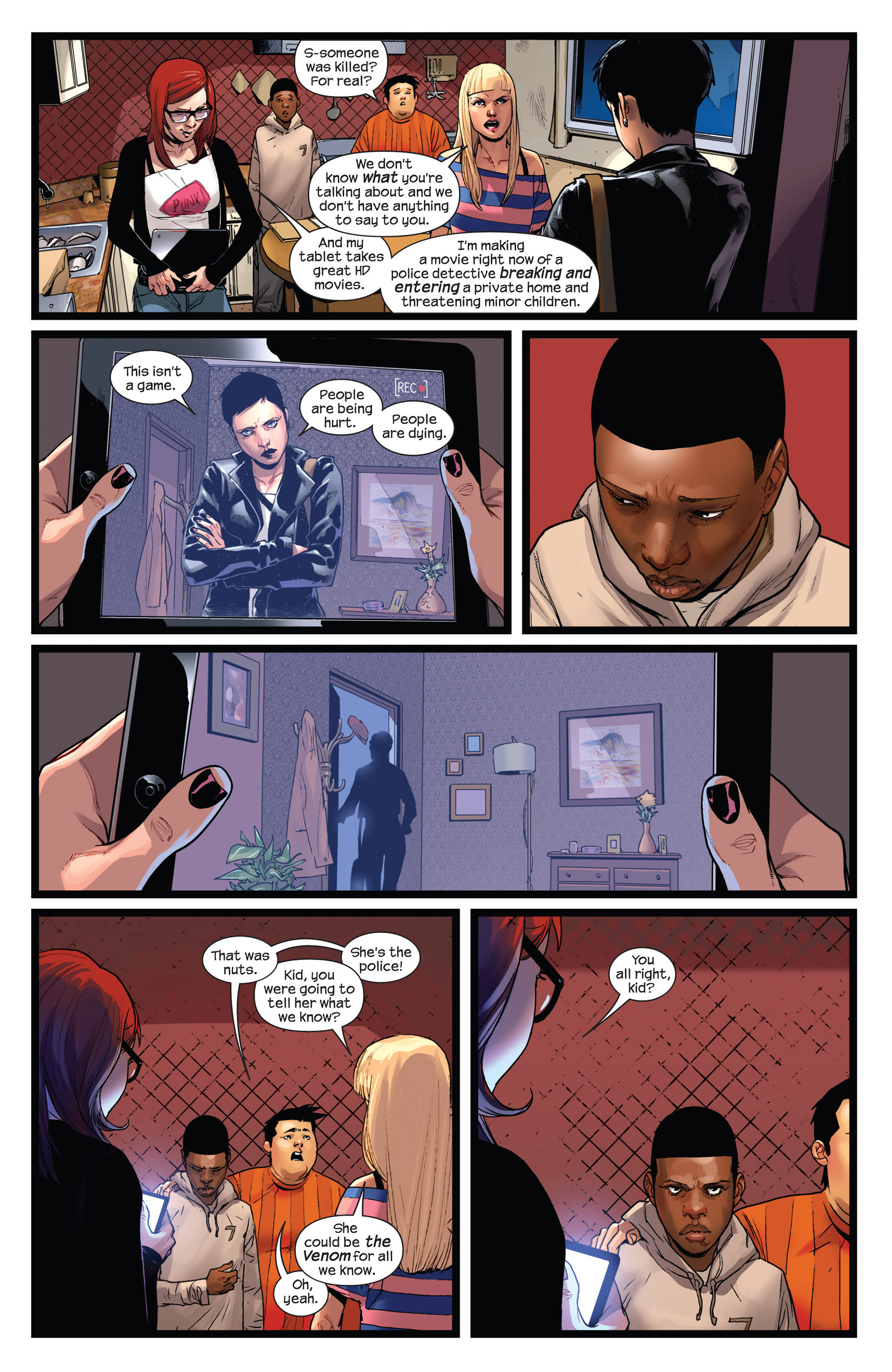 Read online Ultimate Comics Spider-Man (2011) comic -  Issue #21 - 19