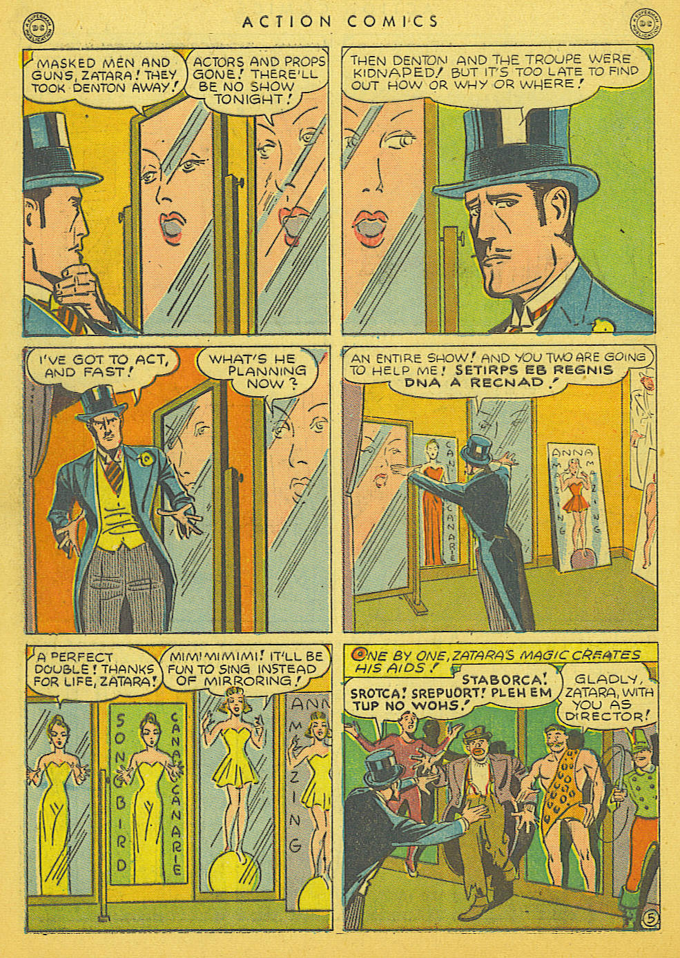 Read online Action Comics (1938) comic -  Issue #91 - 46