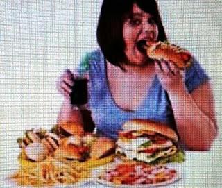 Pola Makan Tidak Baik