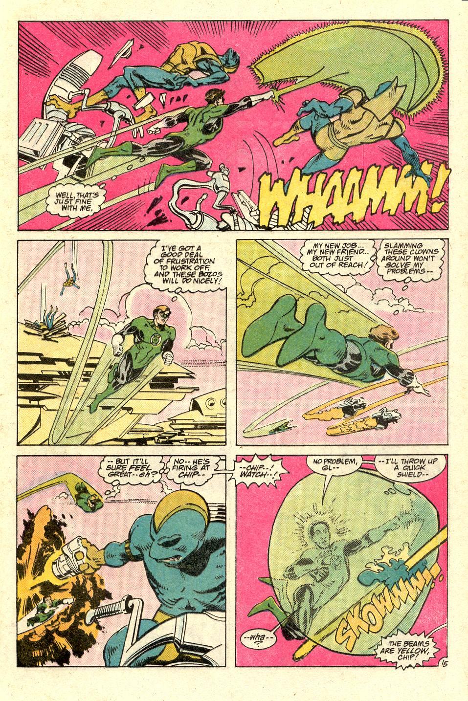 Read online Secret Origins (1986) comic -  Issue #36 - 16