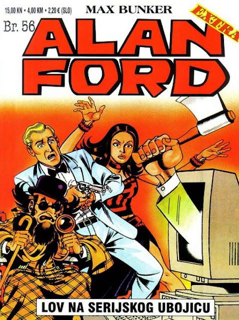 Lov na serijskog ubojicu - Alan Ford