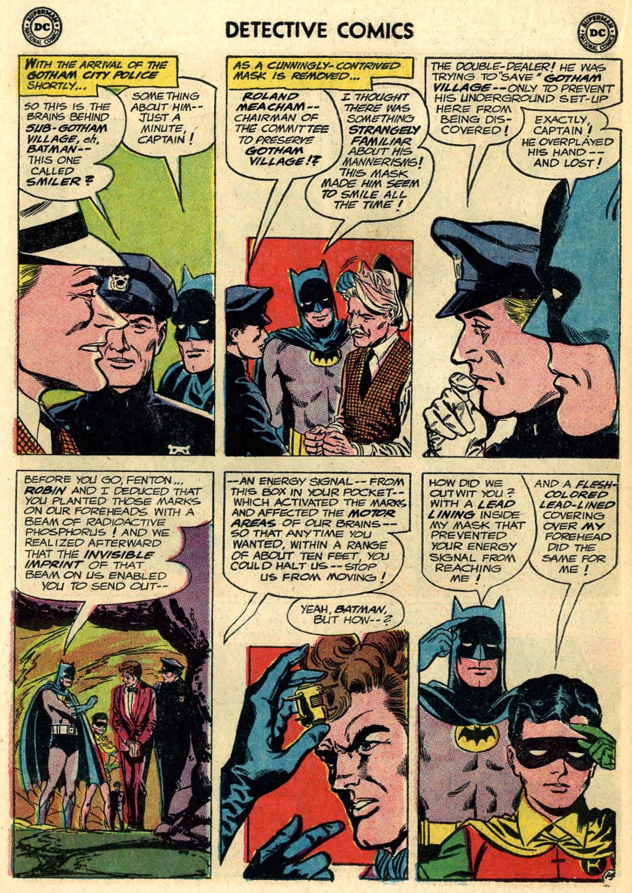 Detective Comics (1937) 327 Page 17