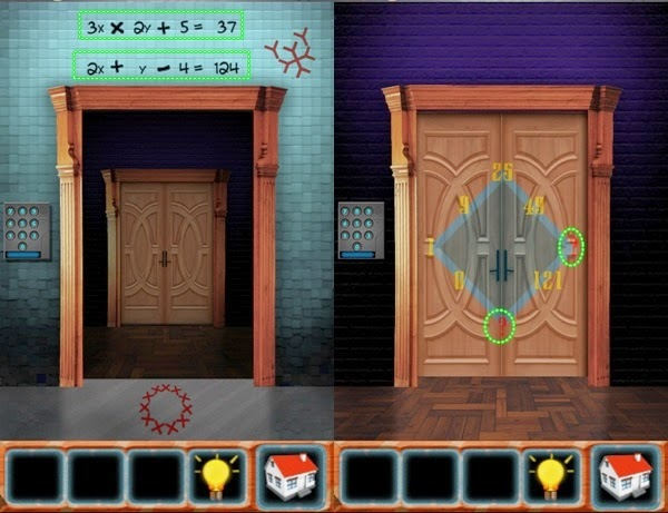 100 Doors Classic Escape Level 66 67 68 69 70