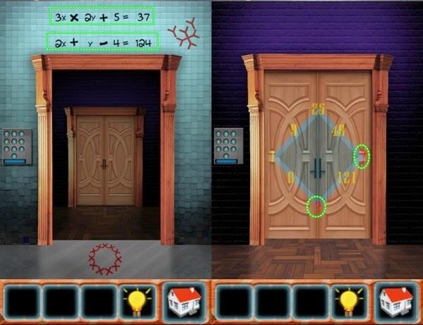 100 Doors Classic Escape Level 66 67 68 69 70