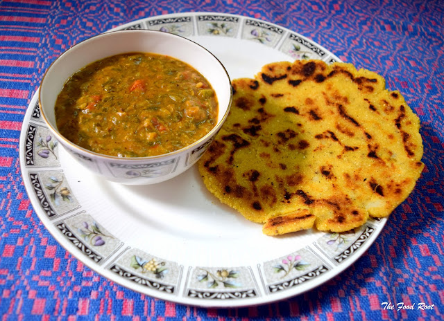 how to make makke ki roti and sarson ka saag